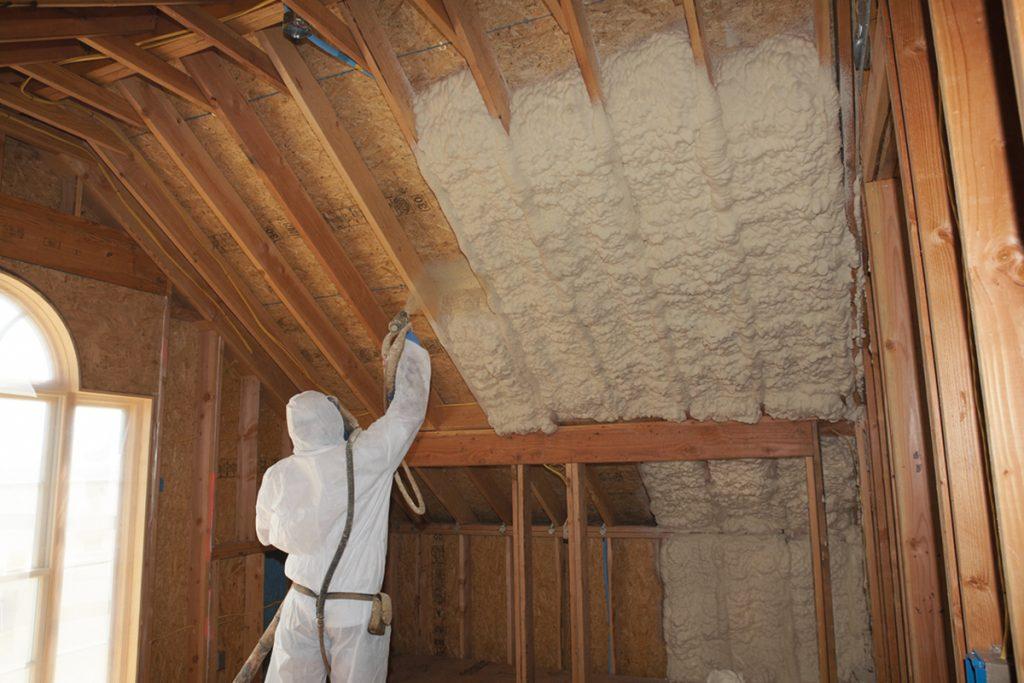 Benefits Of Using Spray Foam Insulation